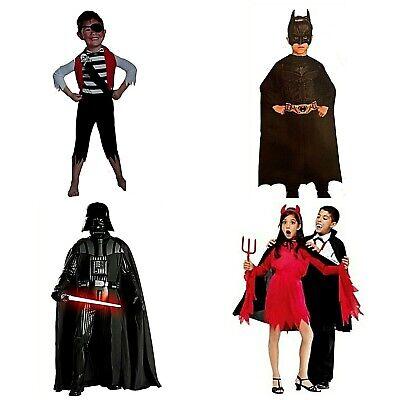 Halloween Cosplay Costumes Batman Pirate Star Wars Darth Vader  Vampire Cape - Vampir Batman Kostüm