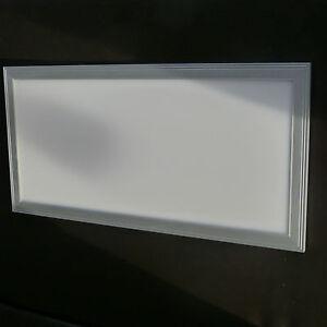 48 watt led deckenlampe panel light long 1200x300. Black Bedroom Furniture Sets. Home Design Ideas