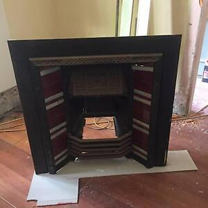 Federation Fireplace Wollstonecraft North Sydney Area Preview
