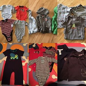 Boys 6, 9, 6-12 12 and 12 month baby clothing  Kitchener / Waterloo Kitchener Area image 1