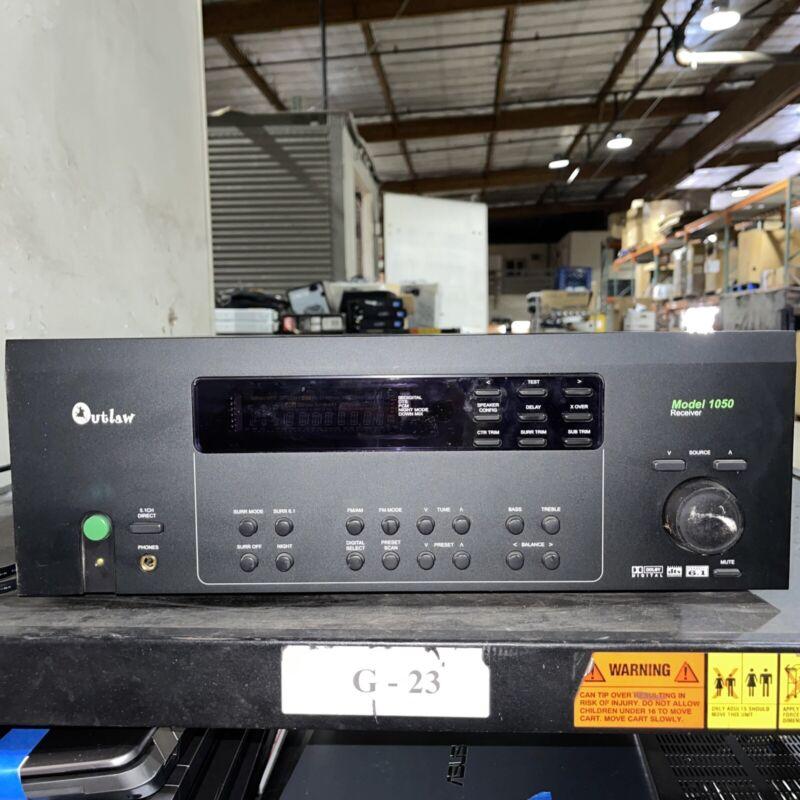 Outlaw Audio Model No. 1050 Receiver