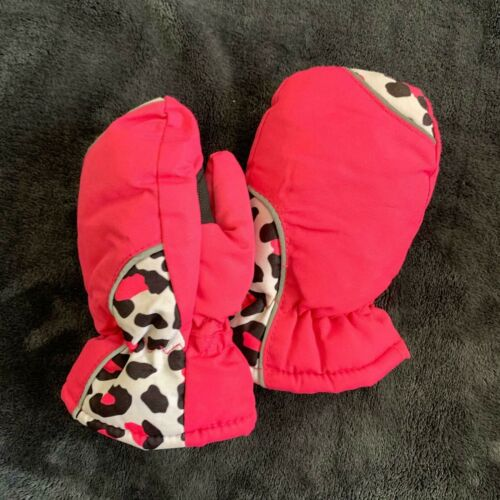 3M Thinsulate Mittens 2T-4T