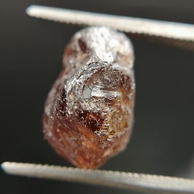 Large natural brown zircon facet rough from Cambodia 14.50ct