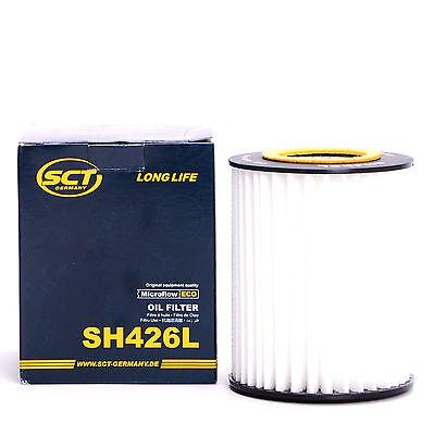 Ölfilter Filterpatrone SCT SH426L für BMW E36 E38 E39 E46  SH426L