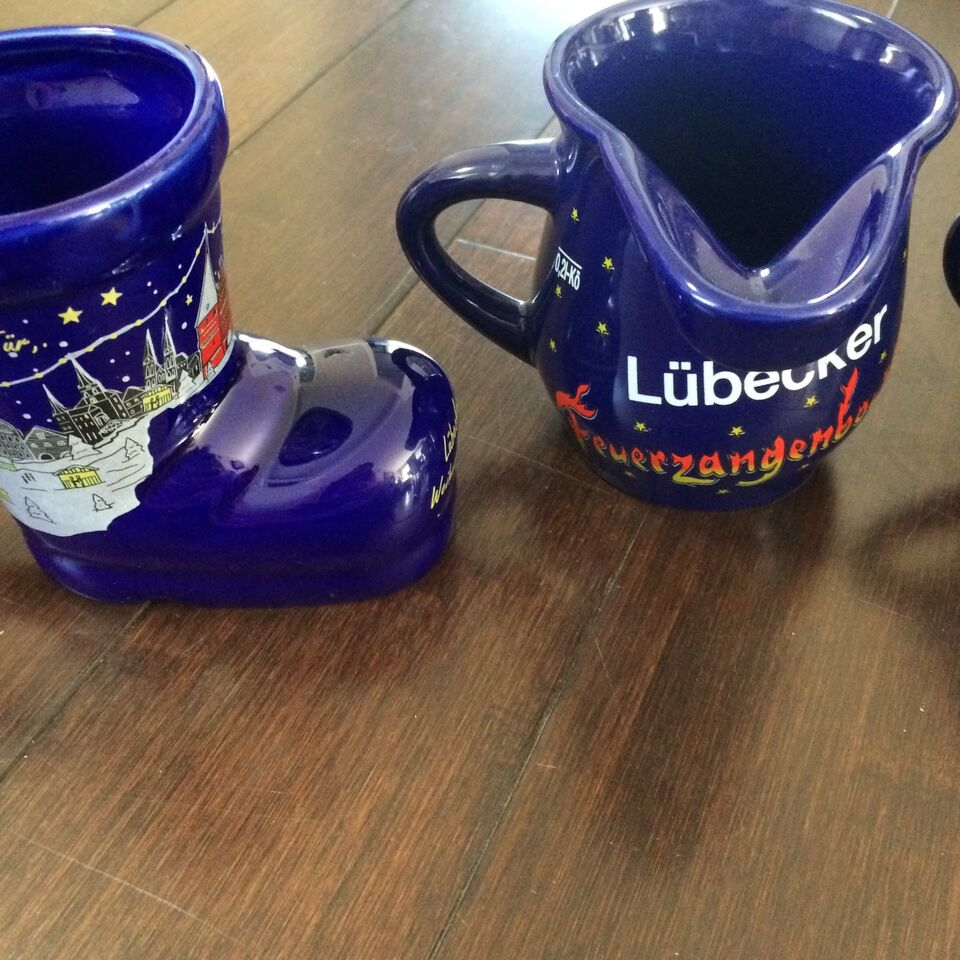 Woodworking Jobs In Kitchener Waterloo: Set Of 2 Coffee Mugs And 2 Creamers By KÖSSINGER AG
