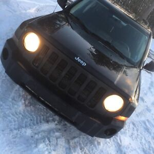 2008 Jeep Patriot 4x4 mvid for 11 months