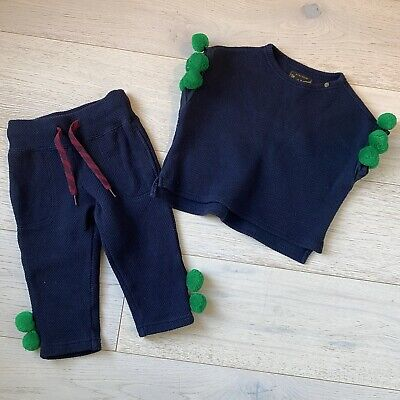 Go To Hollywood Toddler Pants + Top Size 90/100
