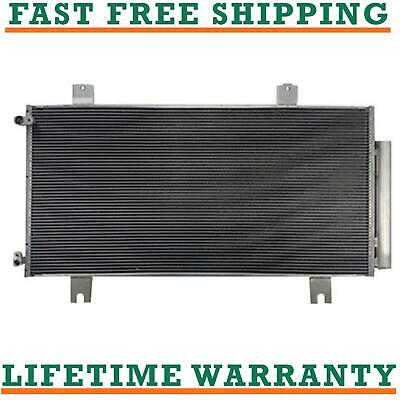 A/C AC Condenser For Honda Fits Fit 4441
