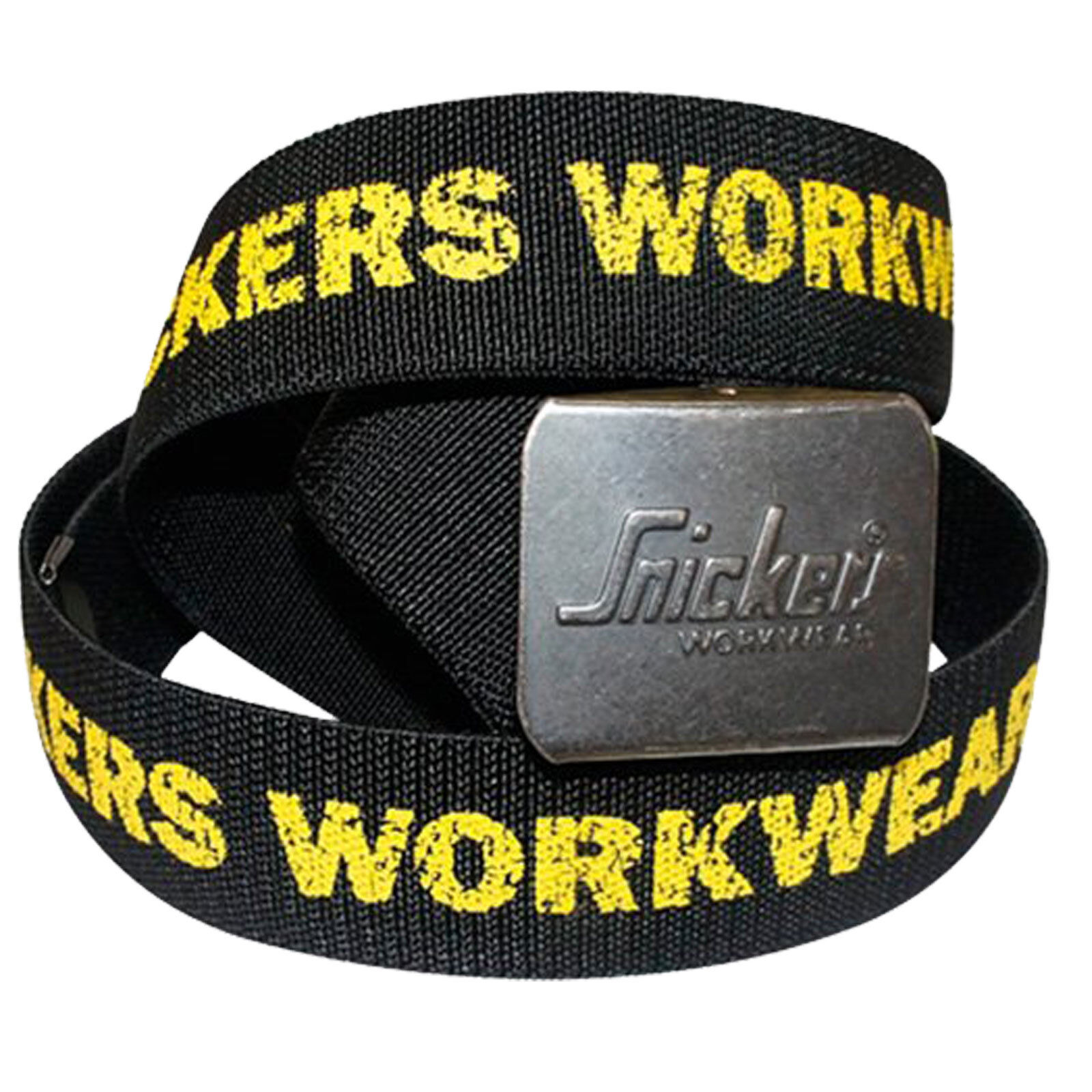 "35/""// 43/""// 51/"" Hi-Vis AUTHORISED DISTRIBUTOR SNICKERS WORK LOGO BELT 9033 Sizes"