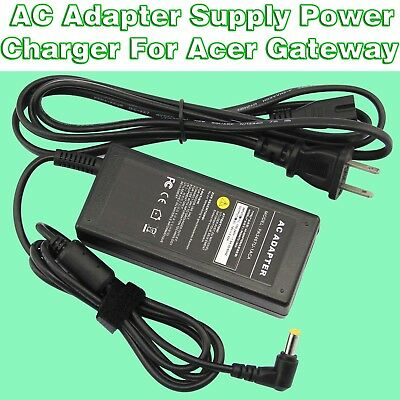 19V 3.42A 65W Laptop AC Adapter Supply Power Charger for Acer Gateway 5.5*1.7mm
