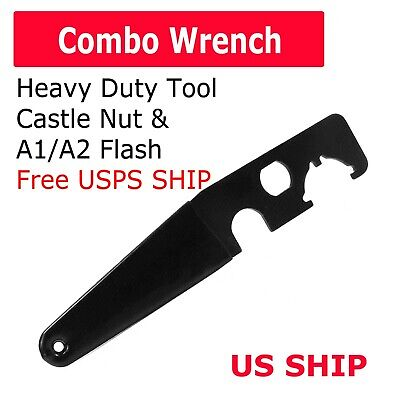 Tactical Castle Nut Removal Wrench