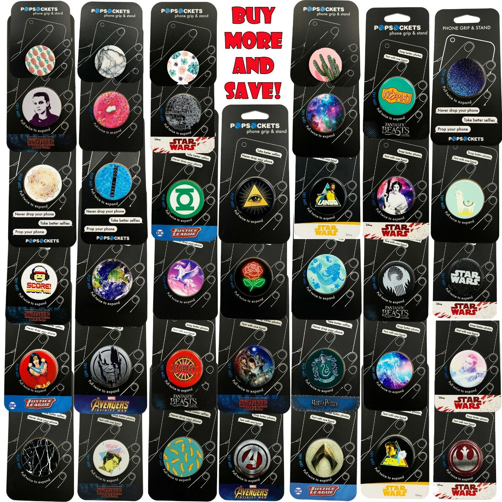 Popsockets Universal Holder Pop Socket