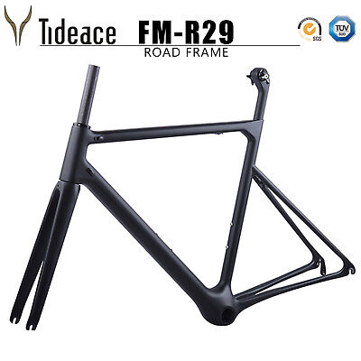 Ultralight Carbon Road Bike Frame Monocoque One Piece Carbon Cycle Bicycle Frame