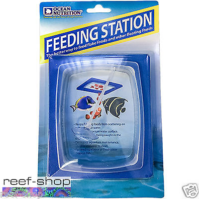 Ocean Nutrition Feeding Frenzy Feeding Station FREE USA SHIPPING!
