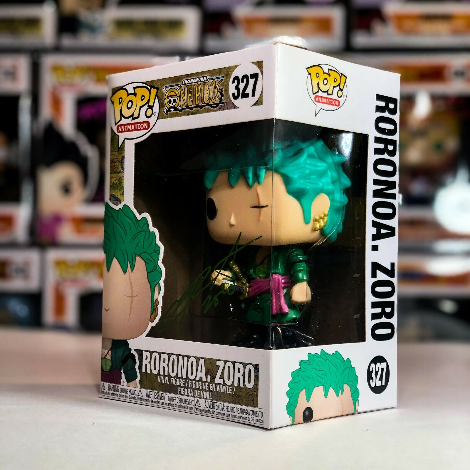 One Piece Vinyl-FUN23191 Roronoa Zoro Pop