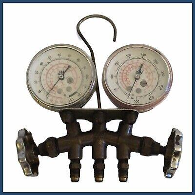 Vintage Jb Industries Hvac Gauge Tool - Marked 34693-3 - As Is Read Desc G074