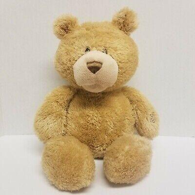 "Baby GUND HUG ME HUGO Plush Teddy Bear Talking Mouth Moving Stuffed Toy 15"" EUC"