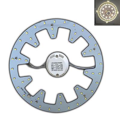 24W LED Modul Umbau Set Deckenleuchte Ringlampe Deckenleuchte Rundlampe SMD G10q