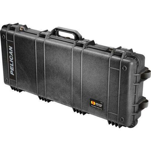 1700 Long Hard Case Blk W/Foam 35.75x13.5x5.25 3-Piece Solid