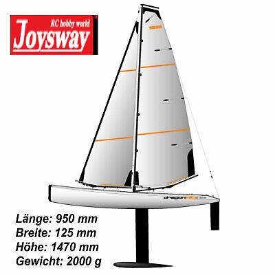 Joysway Velero Barco Dragon Flite 95 Longitud 950MM Nuevo & Emb.orig JW8811ARTR
