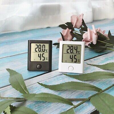 Baldr B0134 Mini Lcd Digital Indoor Thermometer Home Humidity Temperature Meter