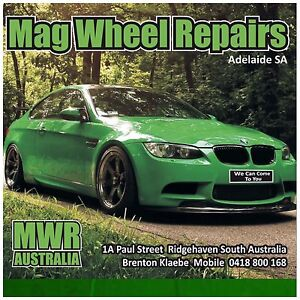 MAG WHEELS REPAIRED AND PAINTED Adelaide CBD Adelaide City Preview