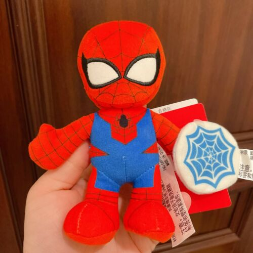 Authentic nuiMOs Plush toy Marvel spider man shanghai disney store doll