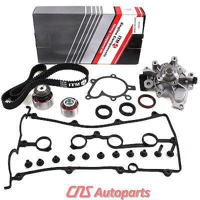 Mazda FS 2.0L Engine Timing Belt Kit w/ Seals Water Pump Valve Cover Gasket Set
