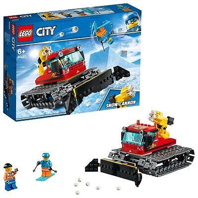 Lego City 60222 Gatto delle nevi