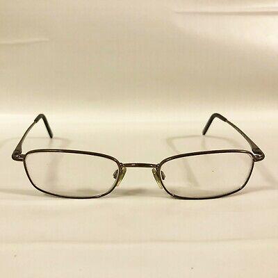 Ralph Lauren RL5010 9023 Eyeglasses Frames Brown Full Rim 48-19-135