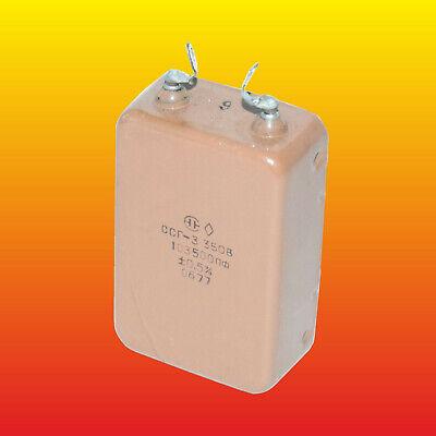 2pcs 6uF 400V 10/% PIO Audio Capacitors KBG-MN Vintage USSR NOS