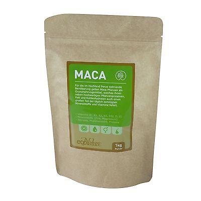 1 kg reines Macapulver 100%   MACA PULVER NEU TOP