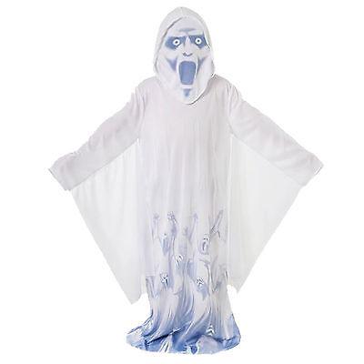 Jungen Kostüm gruselig Gespenst Wassergeist  Gr.134/146 Geist der Meere Pirat (Gespenst Geist Kostüm)