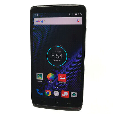 Motorola Droid Turbo 32GB XT1254 (Verizon) Ballistic Nylon (M-M1016)