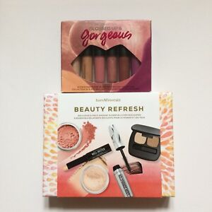 BareMinerals Beauty Refresh & Glossed Up Sets