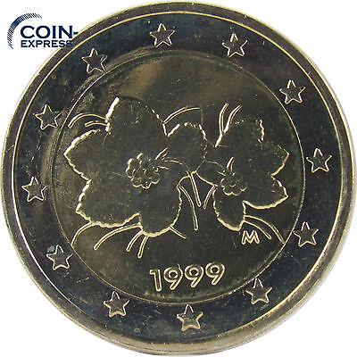 *** 2 EURO Münze FINNLAND Auswahl aus diversen Jahren Finland Suomi Kursmünze **
