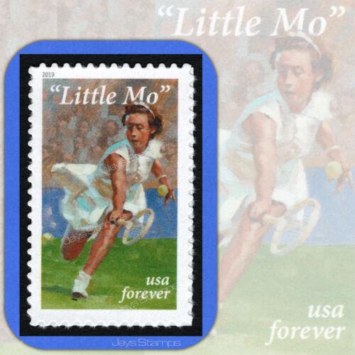 2019  - LITTLE MO -  Maureen Connolly Brinker  USPS Forever® MINT Stamp  # 5377