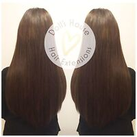 RUSSIAN HAIR EXTENSIONS PROMO - micro fusion same day