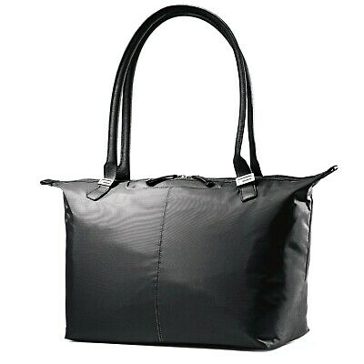 NEW Samsonite Jordyn Laptop Tote Briefcase Bag Black Business Case