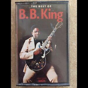 B.B king cassette