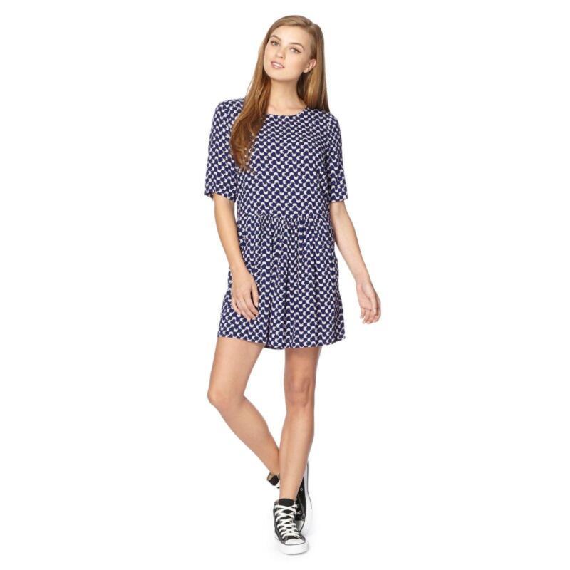 Strip De Jersey Dress Debenhams