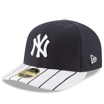 New York Yankees Mens New Era Diamond Era 59FIFTY Cap Fitted Hat - (Ny Yankees Diamond)