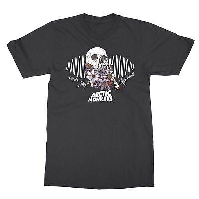 Arctic Monkeys Skull Guitar Men's T-Shirt