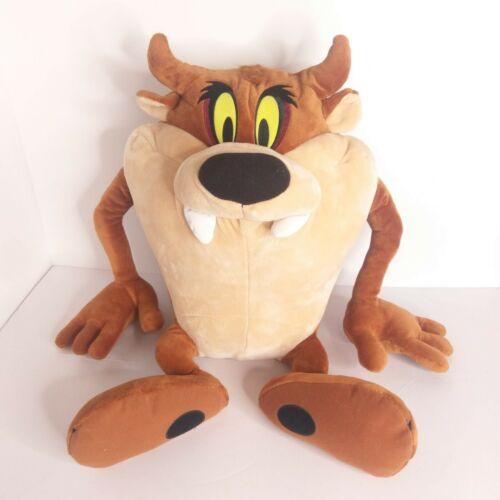 "Tasmanian Devil Looney Tunes Show 23"" Plush Taz Large Stuffed Animal Warner Bros"