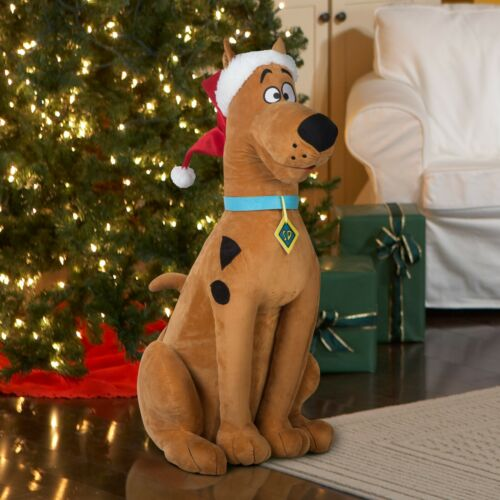 Life Size Animated Scooby Doo Christmas Character Warner Brothers SHIPS FAST