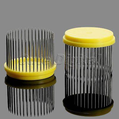 2pcs Stainless Steel Queen Bee Needle Cages Catcher Beekeeping Equipment Tool