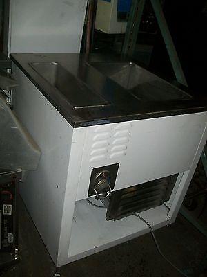 WARMER/REFRIGERATOR SIDE BY SIDE,DUKE,115V, FOR YOGURT SHOP  900 ITEMS ON E BAY