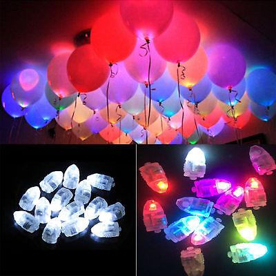 50/100/150PCS LED Light For Lantern Ballon Wedding Party Birthday Decoration US - Lanterns For Party Decorations