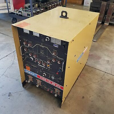Hobart Ct300dc-s Cyber-tig 300 Dcs Welder. Spec-6102-1 - Used