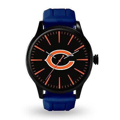 Chicago Bears Premium Cheer Design Watch Team Color Logo Football